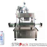 Awtomatikong Linear Capping Machine (Press Cap)