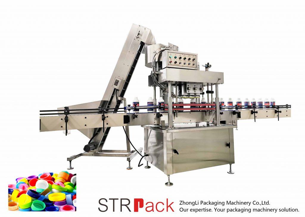 Awtomatikong Linear Capping Machine