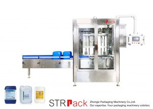 Awtomatiko nga Net Weigh Filling Machine