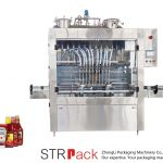 Awtomatikong Sauce Filling Machine