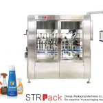 Awtomatikong Servo Paste Filling Machine