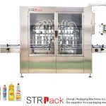 Awtomatikong Piston type Liquid Filling Machine