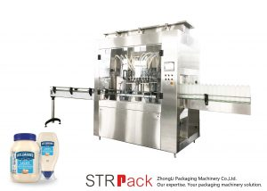 Ang STRRP Rotor Pump Filling Machine